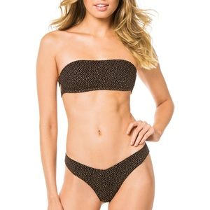 NWT Onia Carmen Bikini Bottom Galaxy Dot